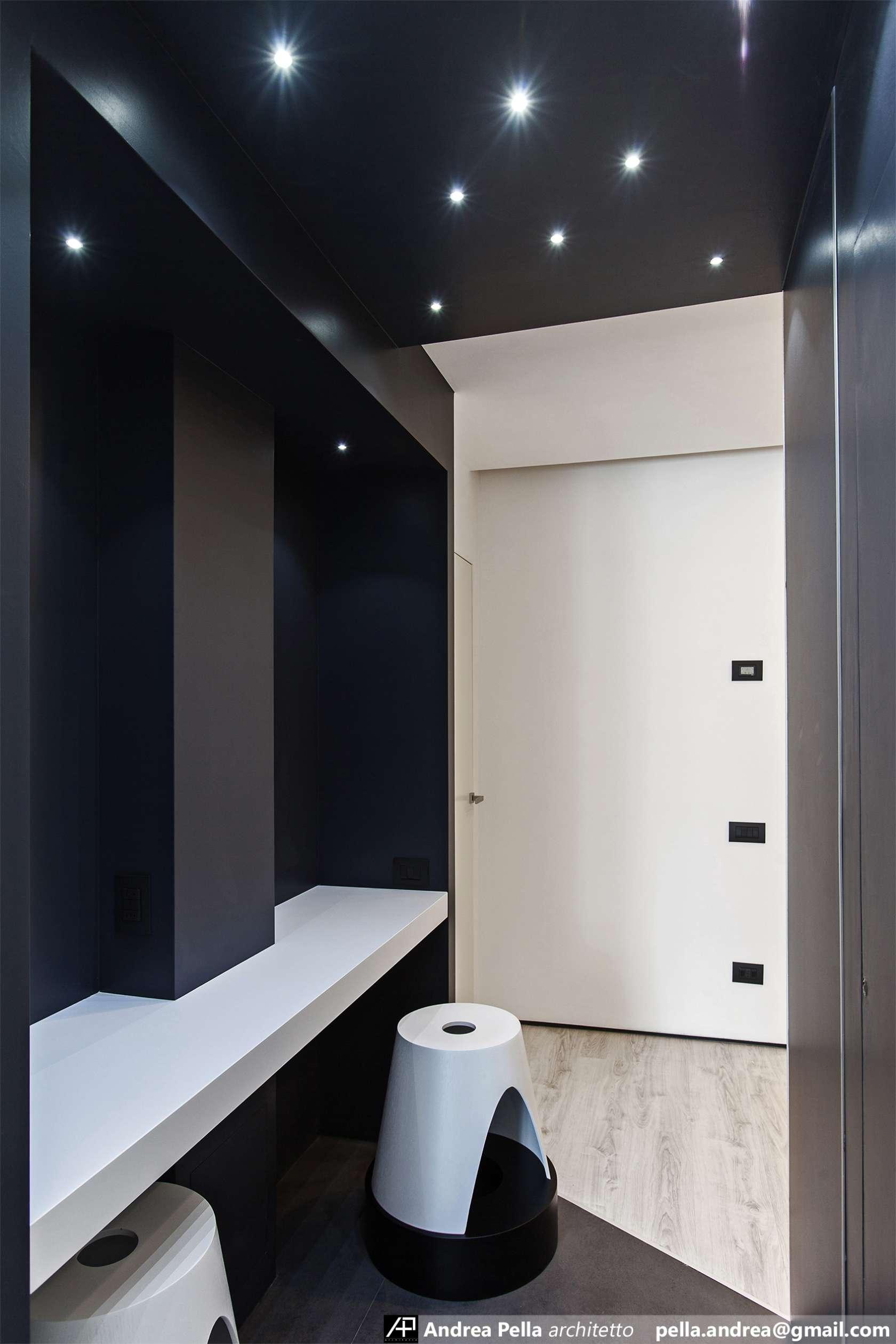малък апартамент в минималистичен стил - 8