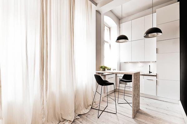 малък апартамент от 29 кв. м - 1