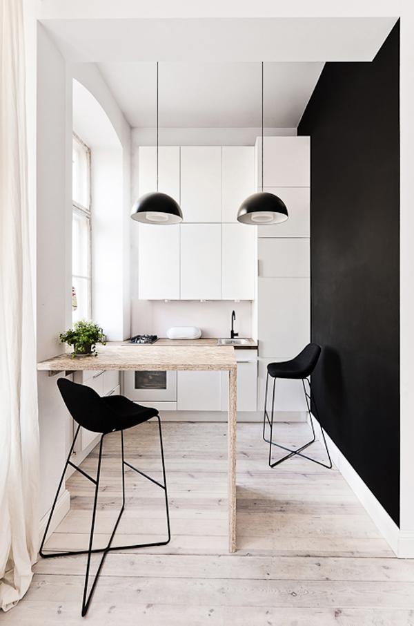 малък апартамент от 29 кв. м - 2