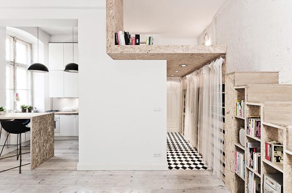 малък апартамент от 29 кв. м - 4