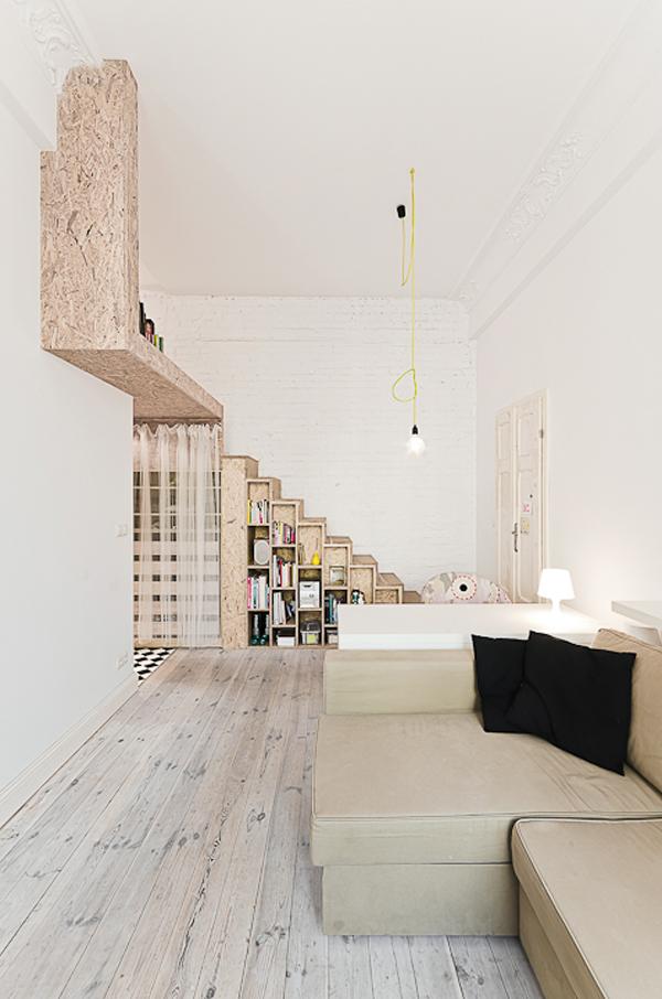 малък апартамент от 29 кв. м - 5