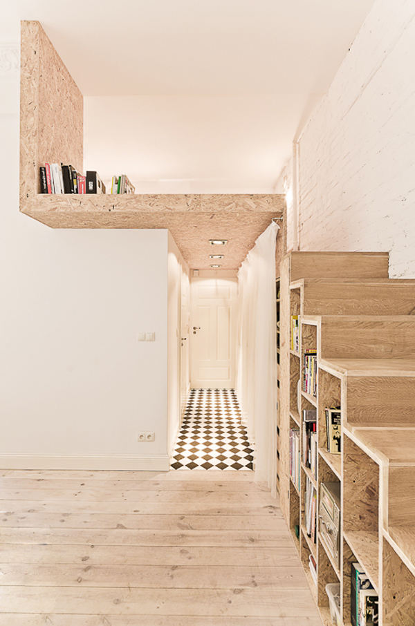 малък апартамент от 29 кв. м - 7
