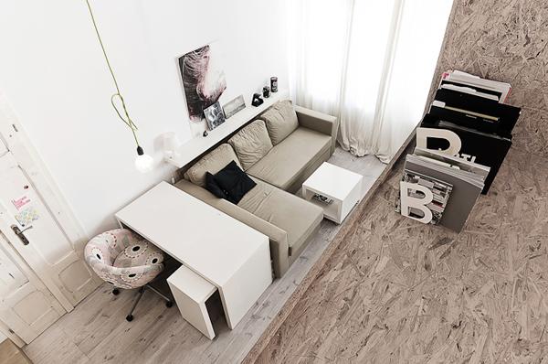 малък апартамент от 29 кв. м - 8