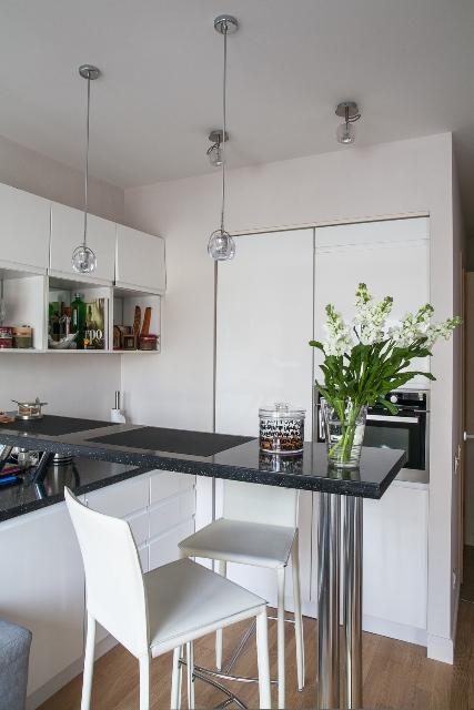 малък двустаен апартамент - 4
