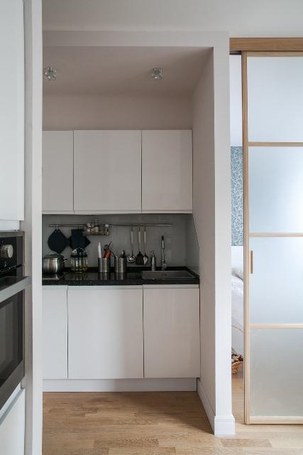 малък двустаен апартамент - 7