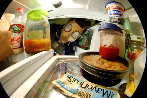 миризма в хладилника