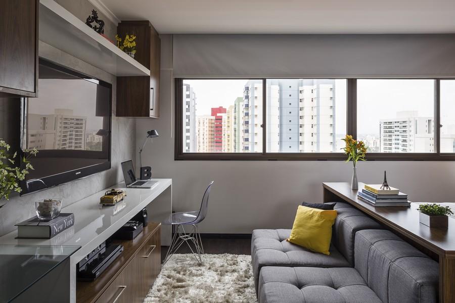 мултифункционален апартамент в Бразилия - 2
