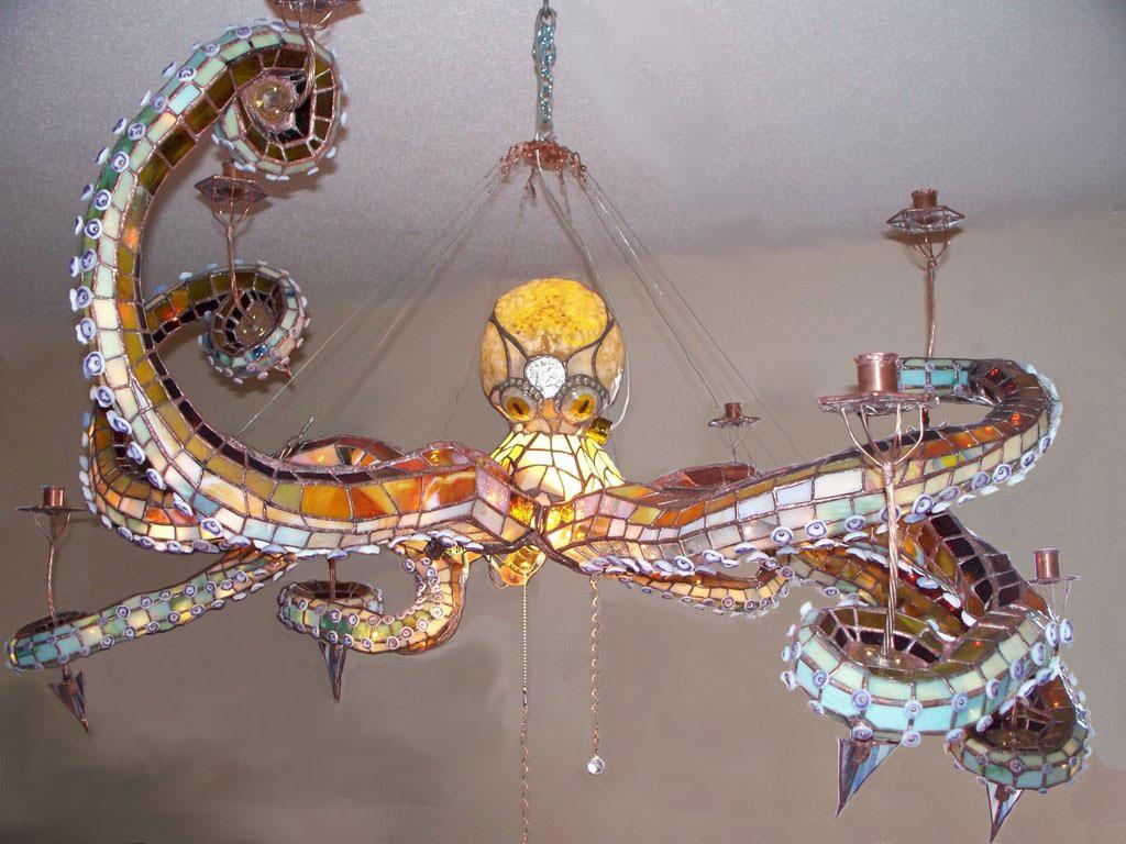 полилеят октопод - 1
