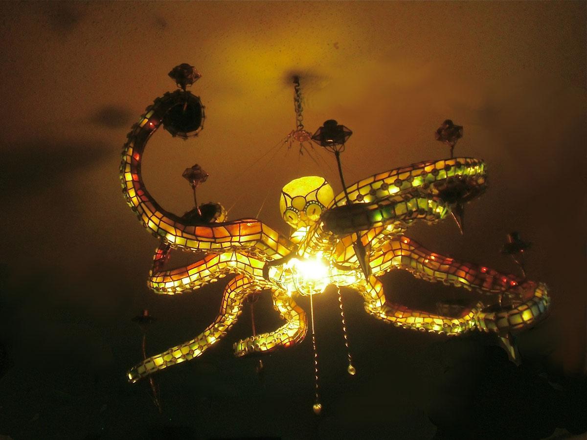 полилеят октопод - 2