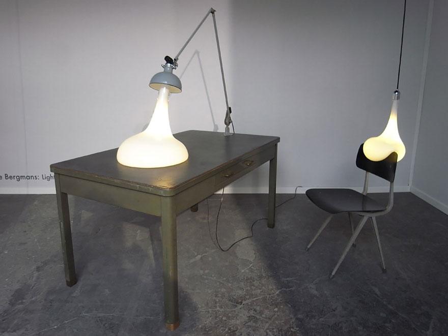 разтапящите се лампи -2