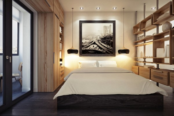 спалня с тафтове