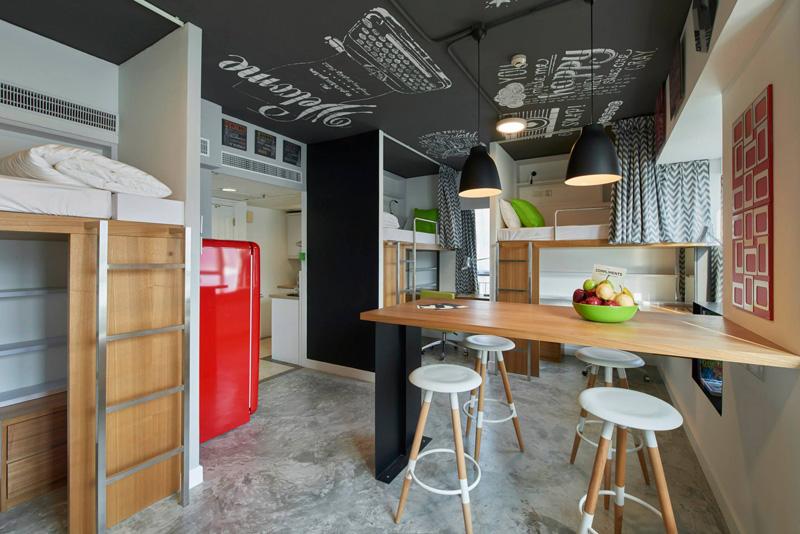 студентски апартамент - 3