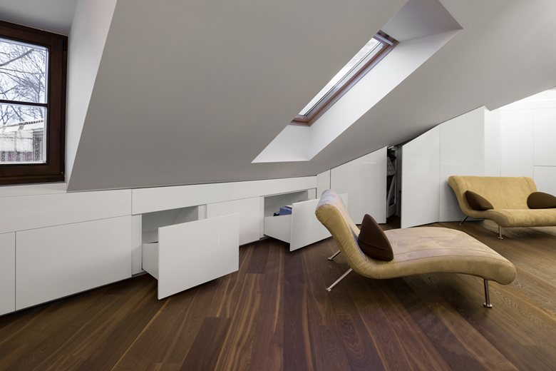 таванско жилище - 10