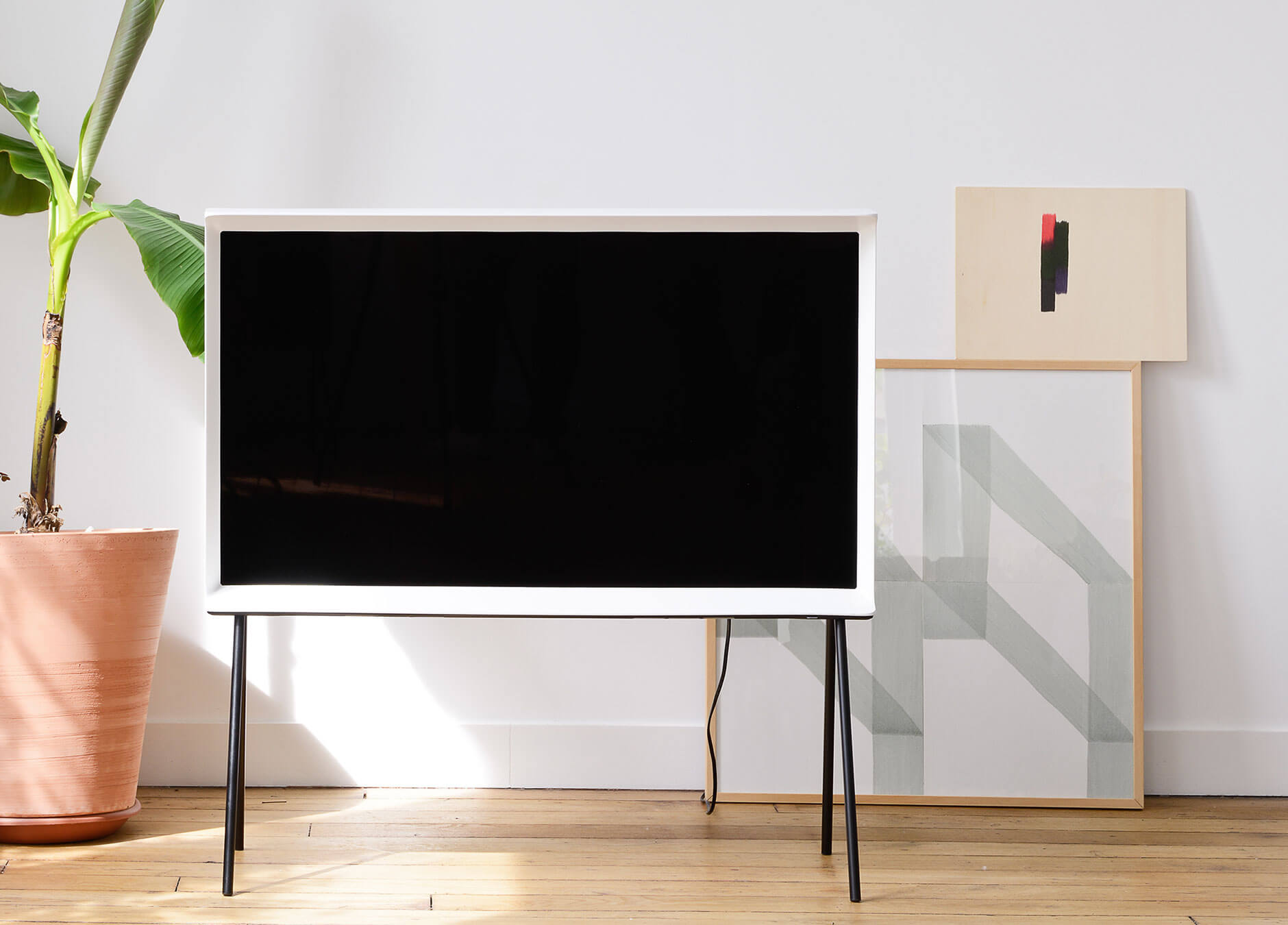 телевизор Samsung Serif - 6