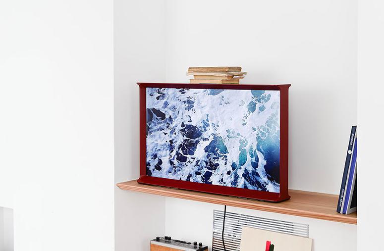 телевизор Samsung Serif - 7