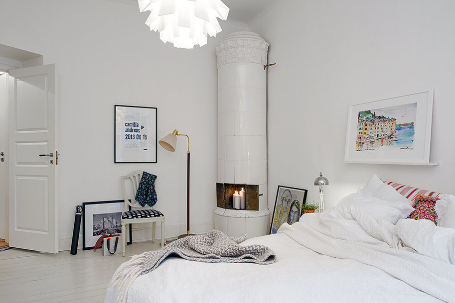 чаровен скандинавски апартамент - 6