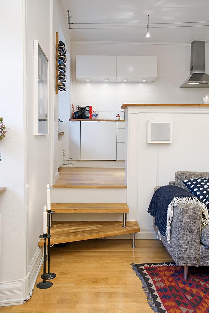 чаровен скандинавски апартамент - 8