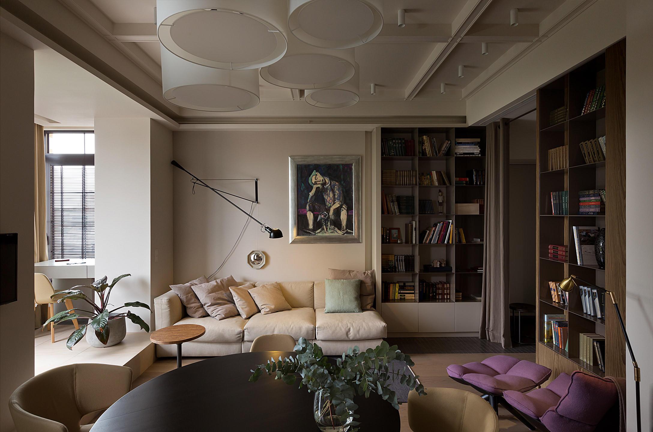 красив двустаен апартамент - 3