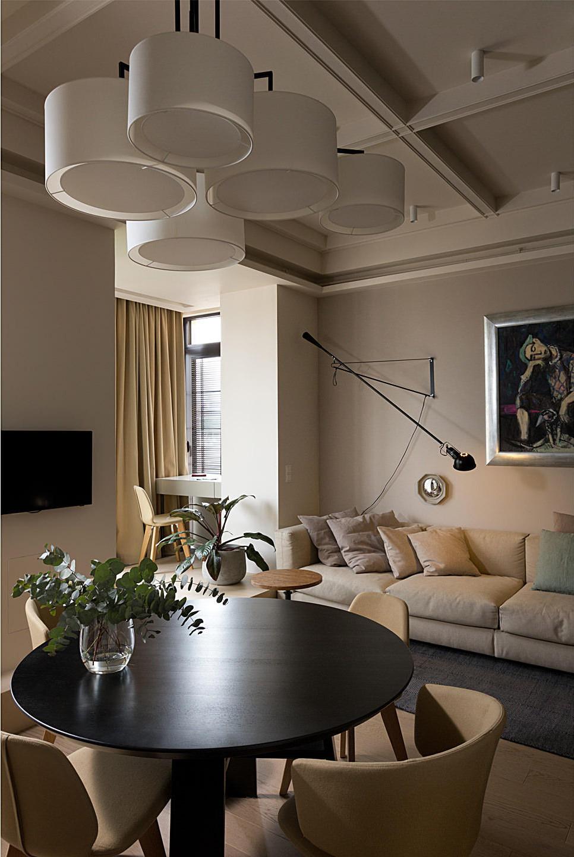 красив двустаен апартамент - 4