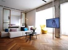 90 кв. м модерен минимализъм - 3