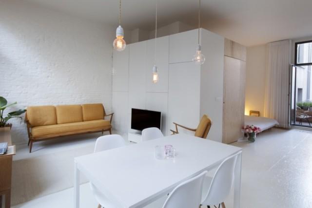 Малко студио в бяло - 1