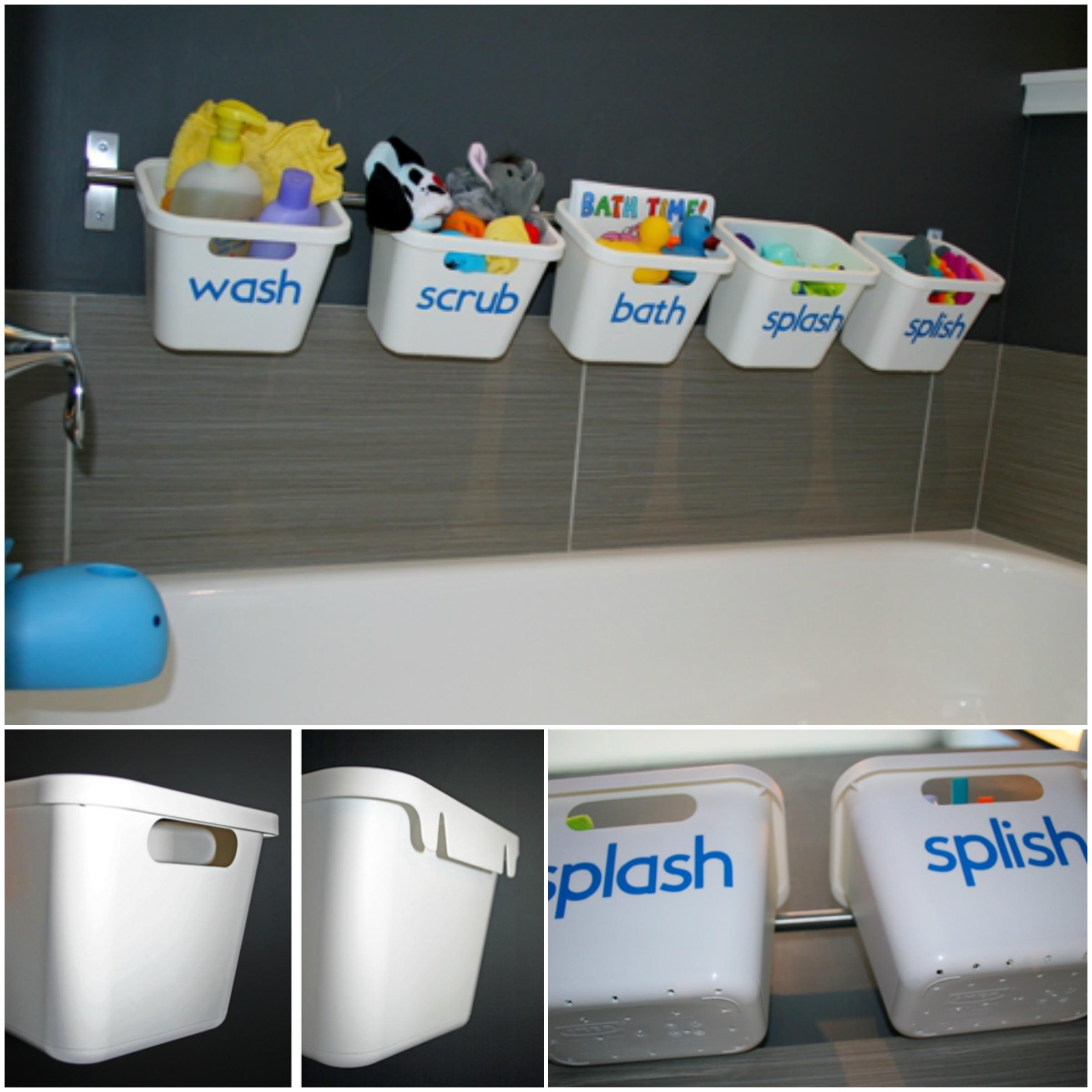 Кутии за банята