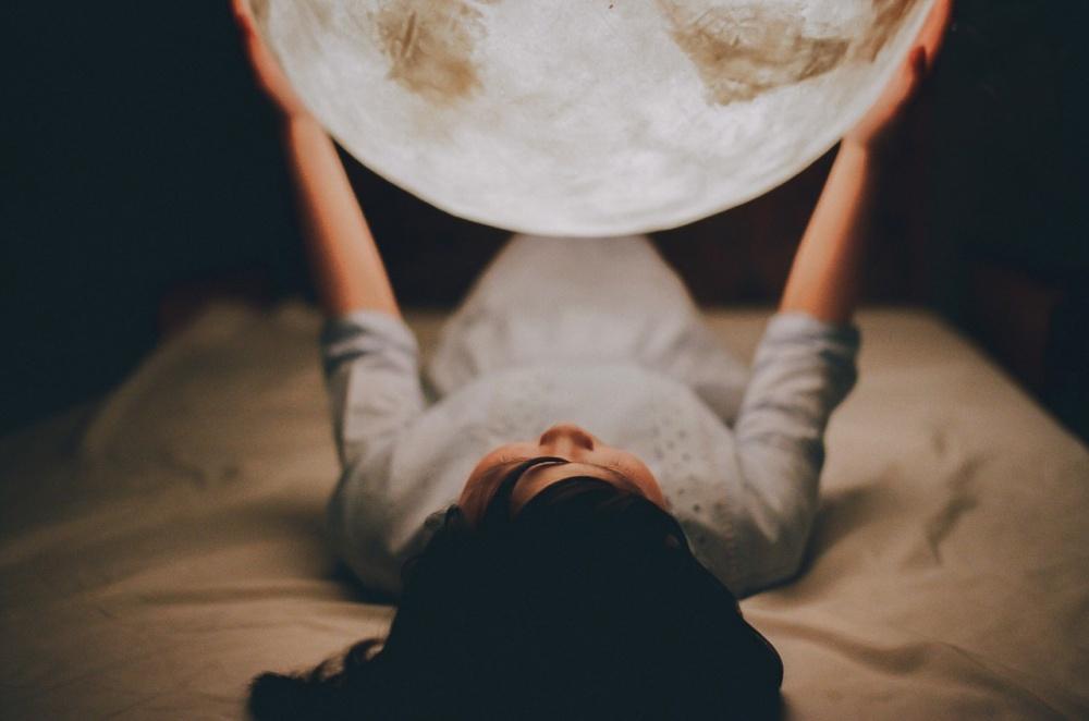 Лампа като Луна - 3