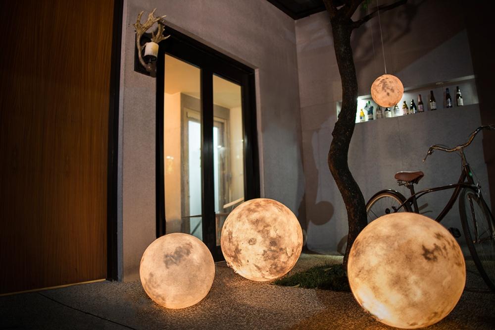 Лампа като Луна - 4