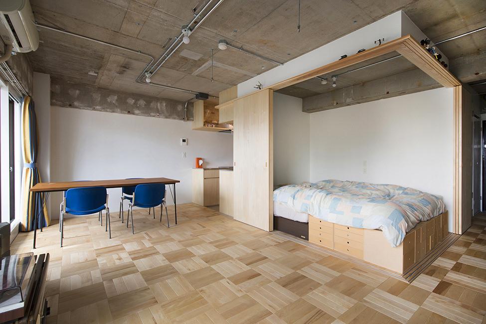 Спалня с плъзгащи врати - 2