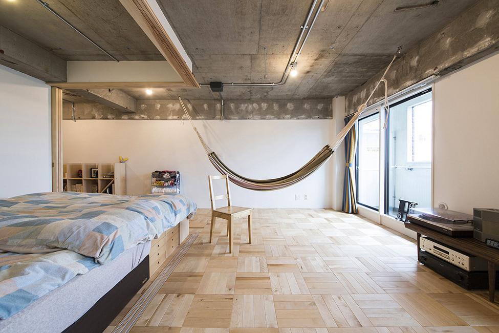 Спалня с плъзгащи врати - 4