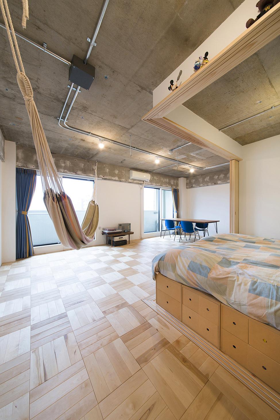 Спалня с плъзгащи врати - 5