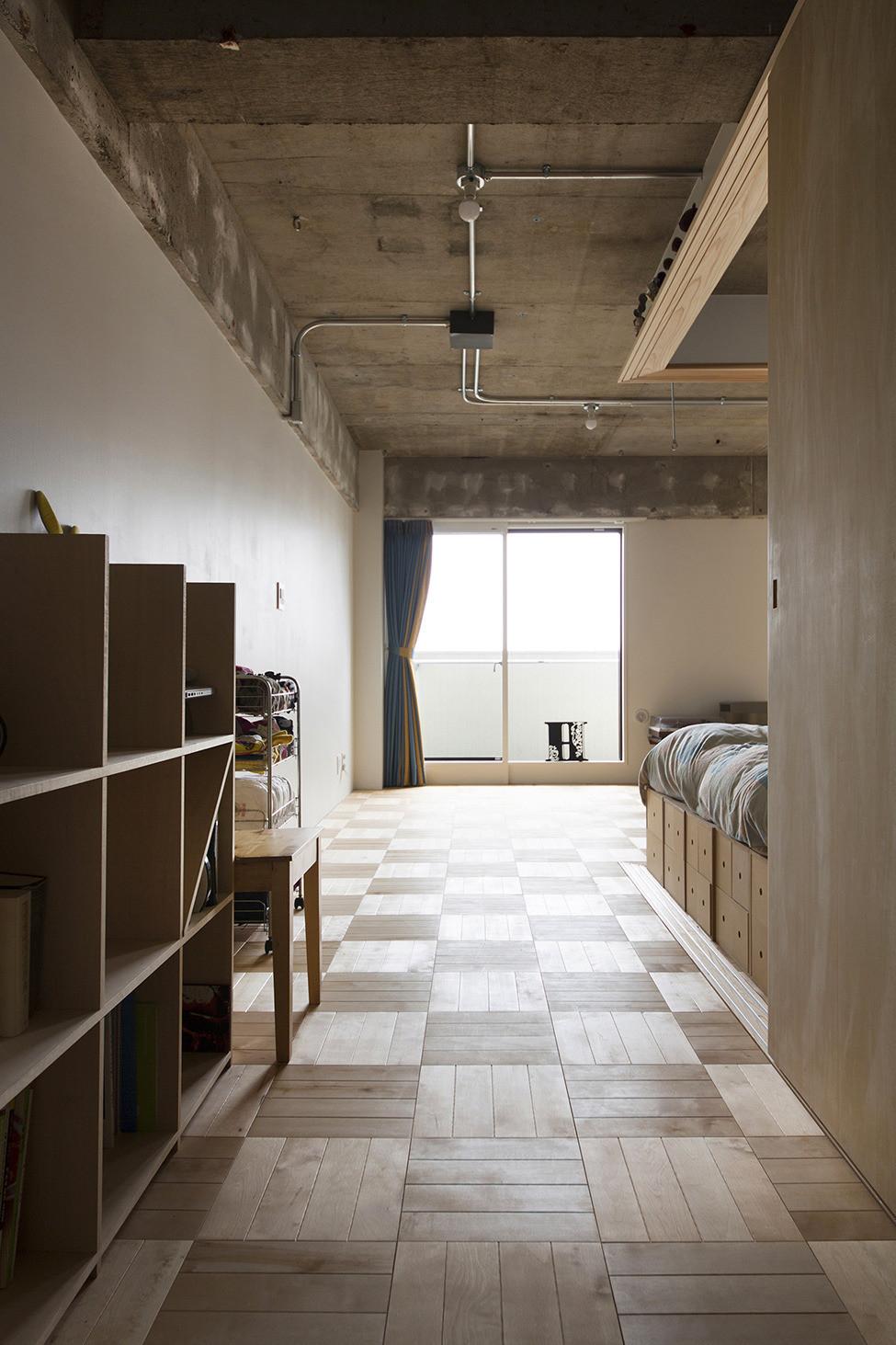 Спалня с плъзгащи врати - 7