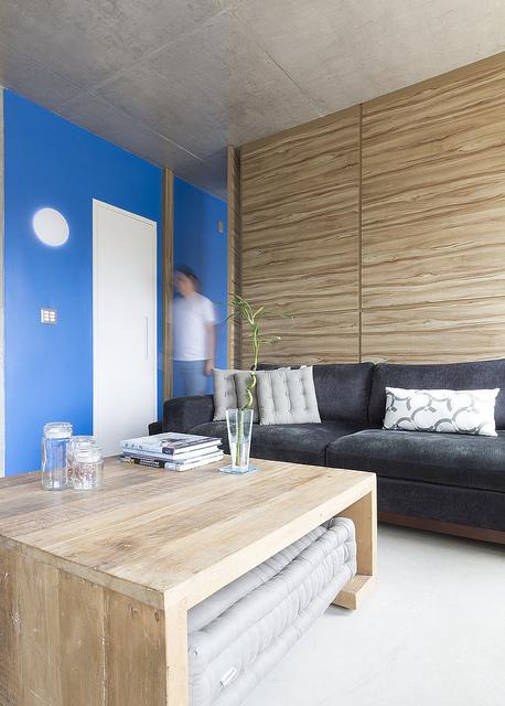 Съвременно жилище с функционално разпределение - 13