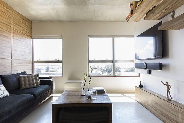 Съвременно жилище с функционално разпределение - 2