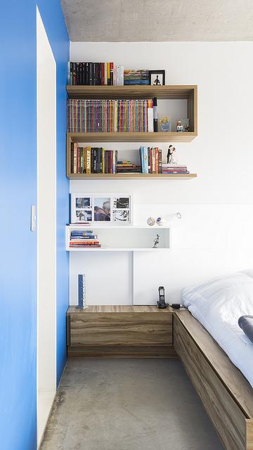 Съвременно жилище с функционално разпределение - 22