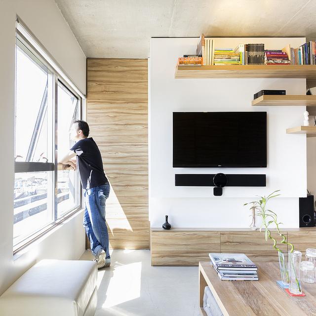 Съвременно жилище с функционално разпределение - 5