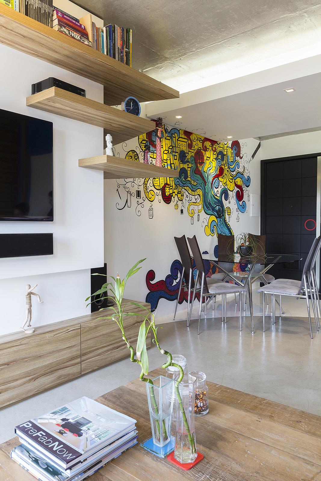 Съвременно жилище с функционално разпределение - 8