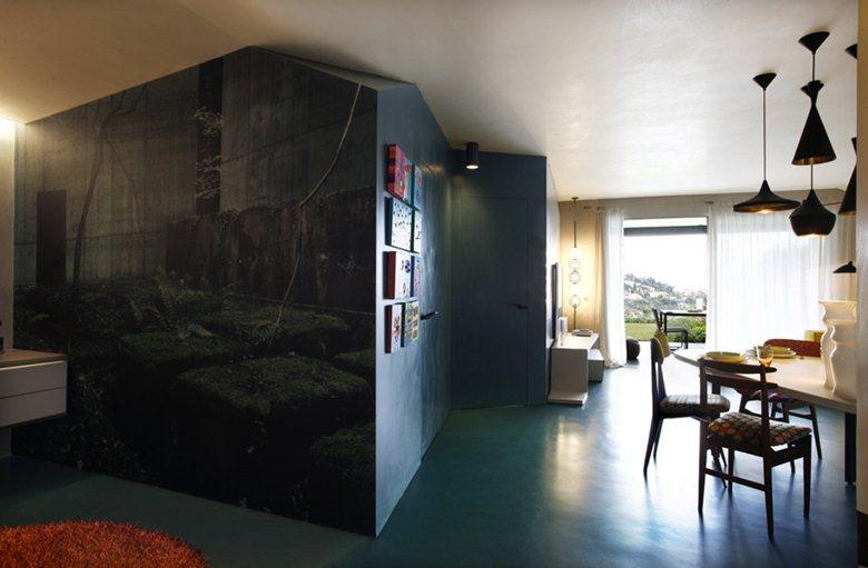 апартаментът с цветните кутии - 2