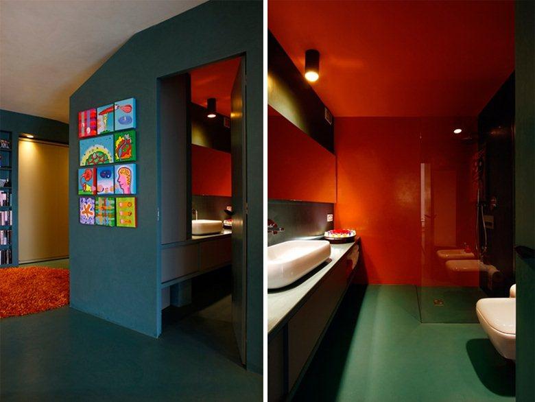 апартаментът с цветните кутии - 5
