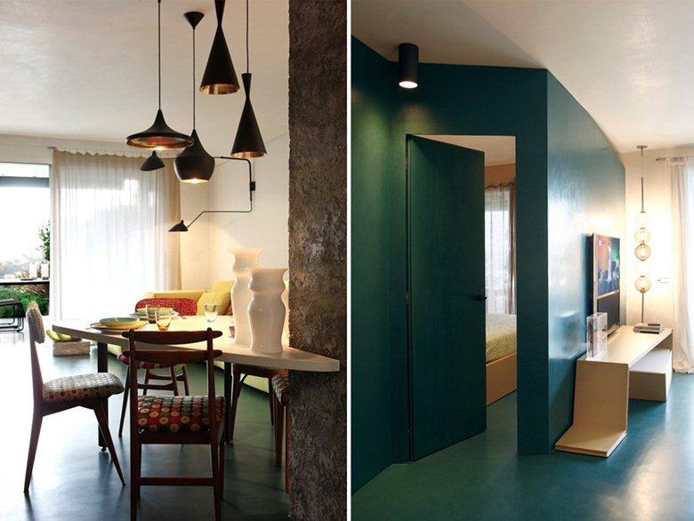 апартаментът с цветните кутии - 7