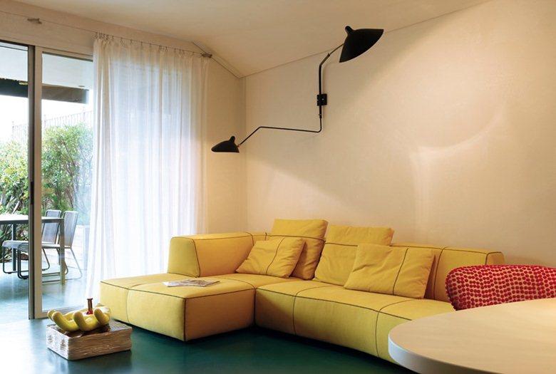 апартаментът с цветните кутии - 8
