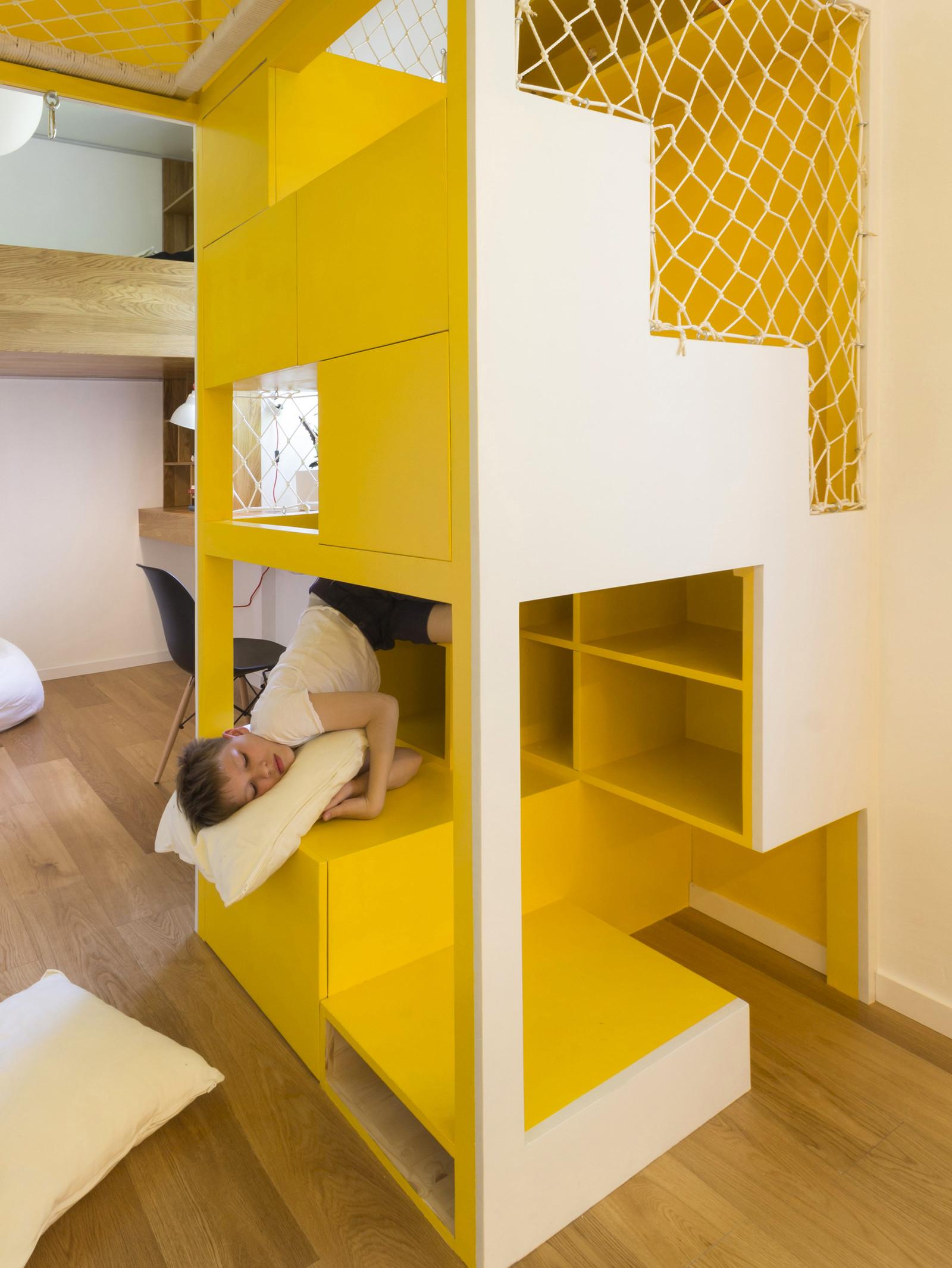 апартамент със зона за игра - 5