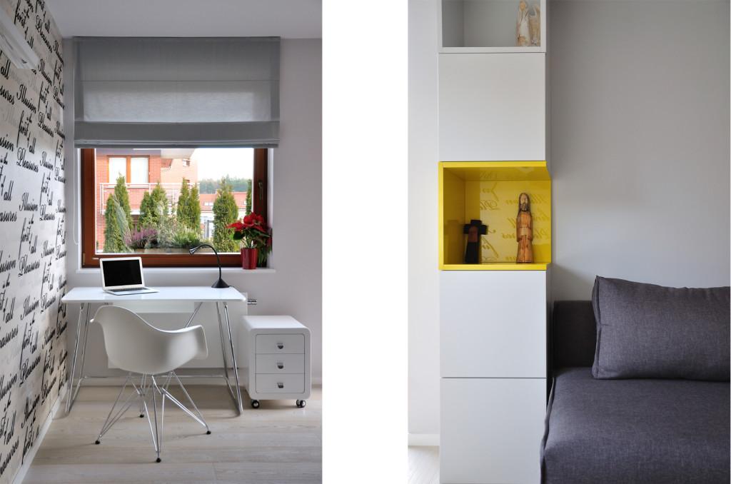 жилище с оригинален и модерен интериор - 25