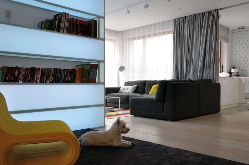 жилище с оригинален и модерен интериор - 3
