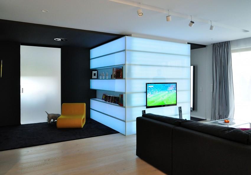 жилище с оригинален и модерен интериор - 5
