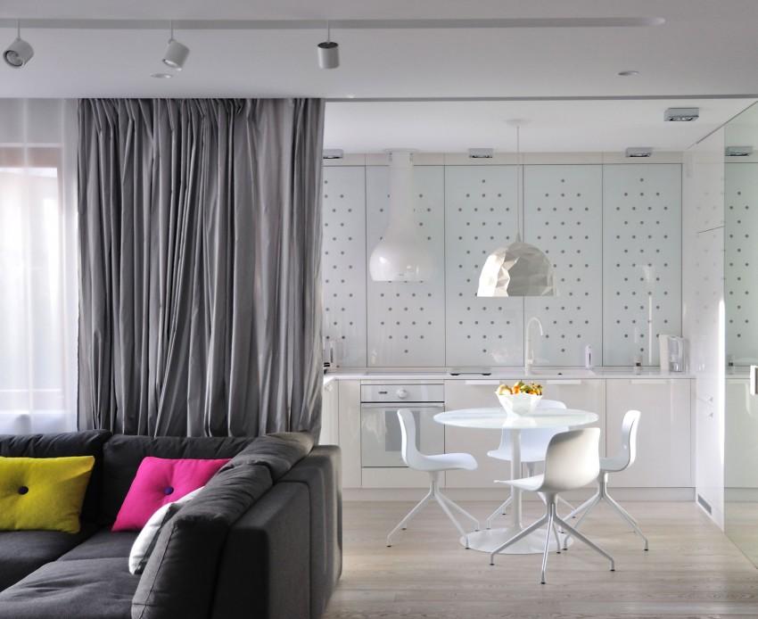 жилище с оригинален и модерен интериор - 7