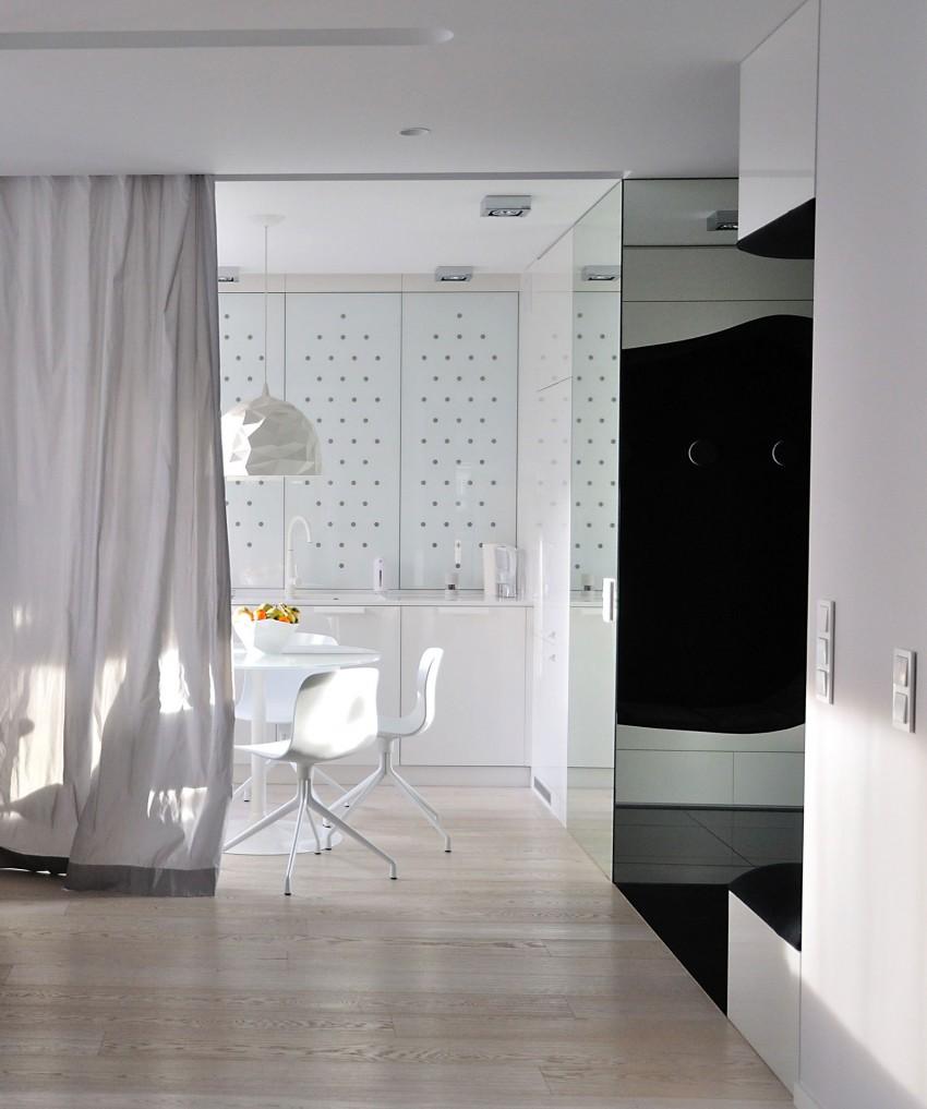 жилище с оригинален и модерен интериор - 8