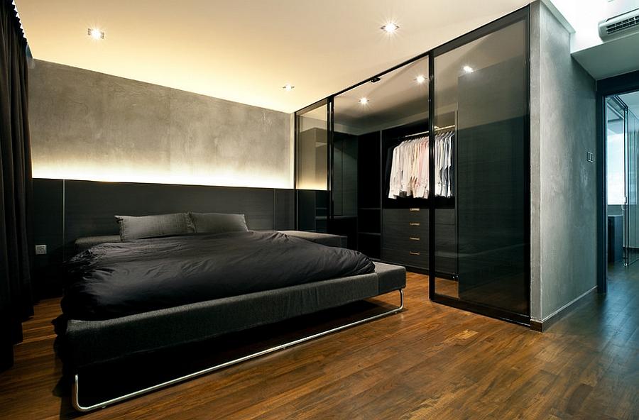 идеи за мъжка спалня - 1