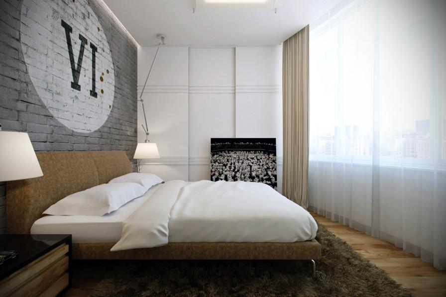 идеи за мъжка спалня - 10