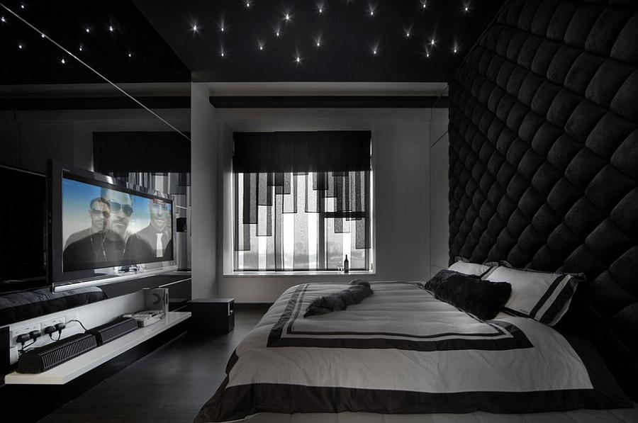 идеи за мъжка спалня - 17